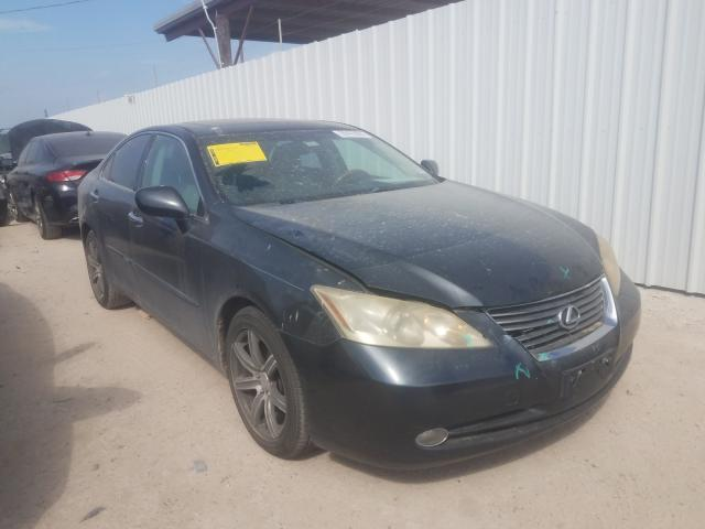Salvage cars for sale from Copart Temple, TX: 2007 Lexus ES 350