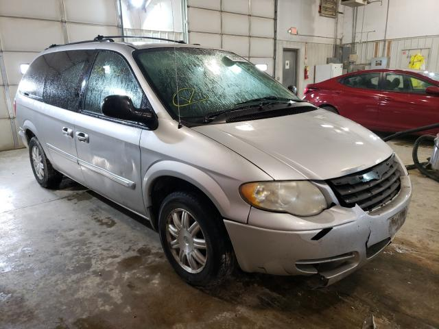 Chrysler salvage cars for sale: 2006 Chrysler Town & Country
