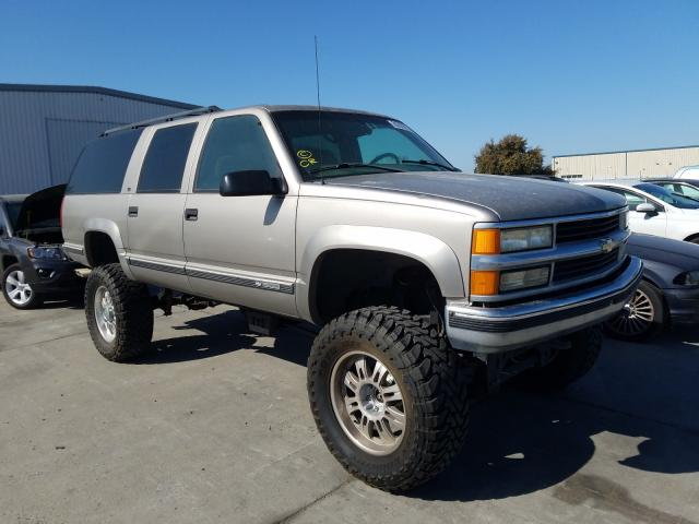 1999 Chevrolet Suburban K for sale in Sacramento, CA