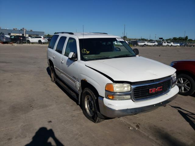 Salvage cars for sale from Copart Woodhaven, MI: 2003 GMC Yukon