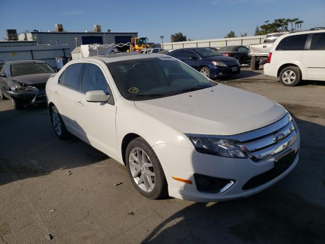 Salvage 2012 FORD FUSION - Small image. Lot 39056851