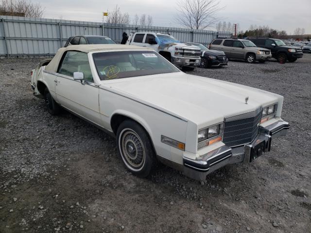 Global Auto Auctions: 1984 CADILLAC ELDORADO B