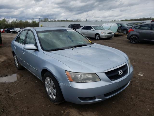 Vehiculos salvage en venta de Copart Louisville, KY: 2008 Hyundai Sonata GLS