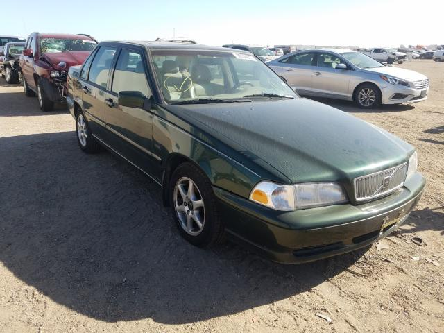Salvage cars for sale from Copart Amarillo, TX: 1998 Volvo S70 GLT
