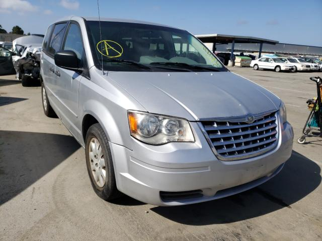 Vehiculos salvage en venta de Copart Hayward, CA: 2008 Chrysler Town & Country