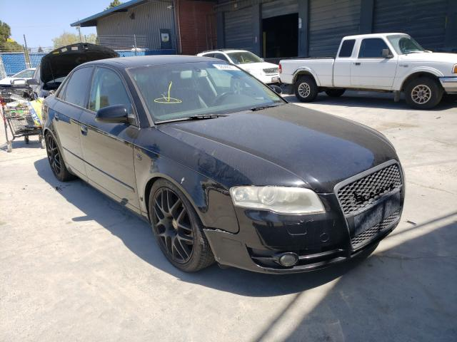 Audi A4 salvage cars for sale: 2006 Audi A4