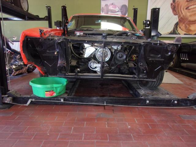 PONTIAC GTO 1969 0