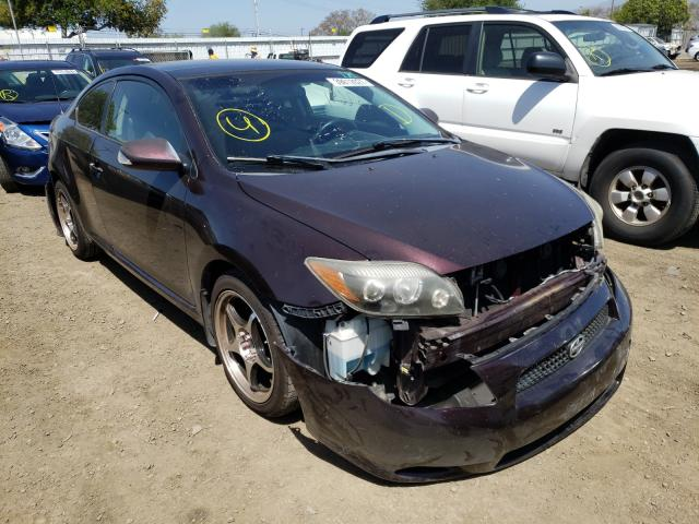 Salvage cars for sale from Copart San Diego, CA: 2009 Scion TC