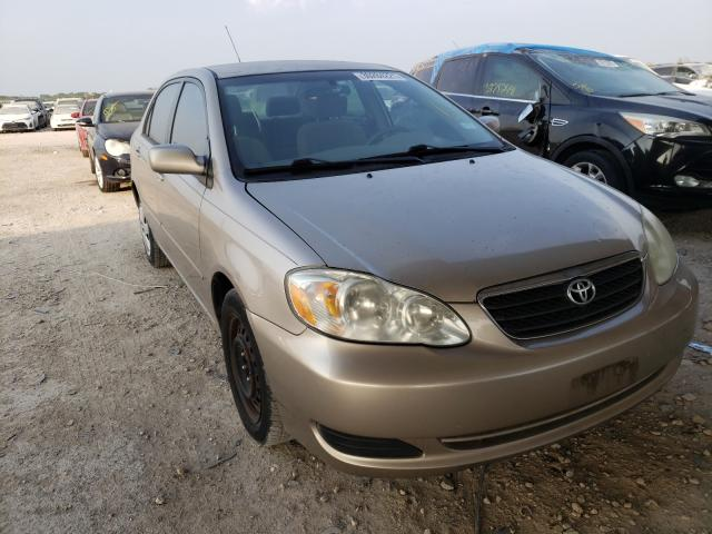 Salvage cars for sale from Copart Temple, TX: 2005 Toyota Corolla CE