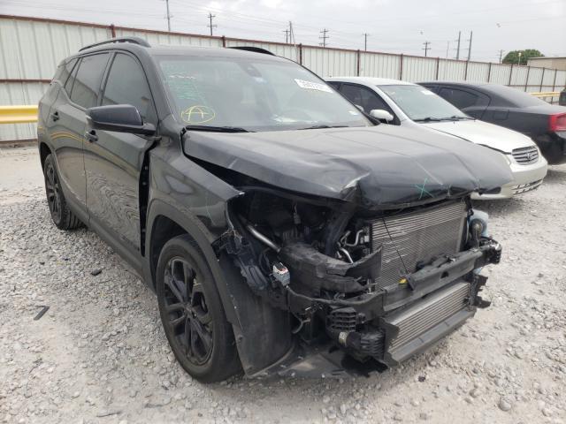 GMC Vehiculos salvage en venta: 2019 GMC Terrain SL