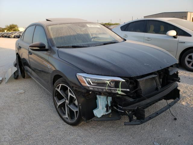 Salvage cars for sale from Copart San Antonio, TX: 2020 Volkswagen Passat R-L