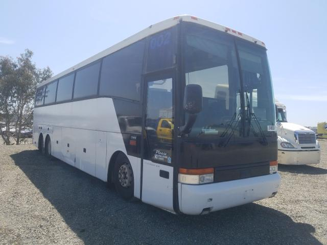 Salvage cars for sale from Copart Antelope, CA: 1999 Van Hool Transit Bus