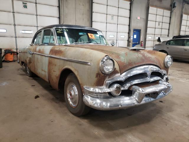Packard Vehiculos salvage en venta: 1954 Packard 4 DR