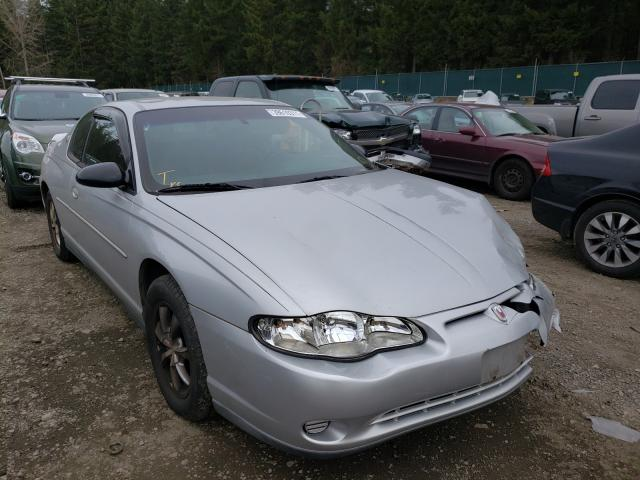 2002 Chevrolet Monte Carl for sale in Graham, WA