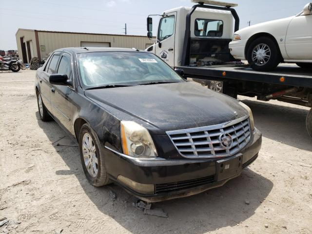 Salvage cars for sale from Copart Temple, TX: 2008 Cadillac DTS
