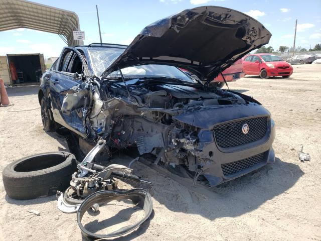Jaguar salvage cars for sale: 2018 Jaguar XE R-Sport