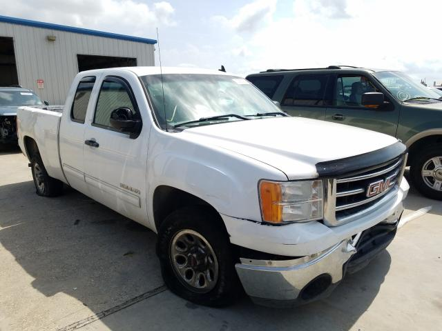 Salvage cars for sale from Copart New Orleans, LA: 2012 GMC Sierra C15