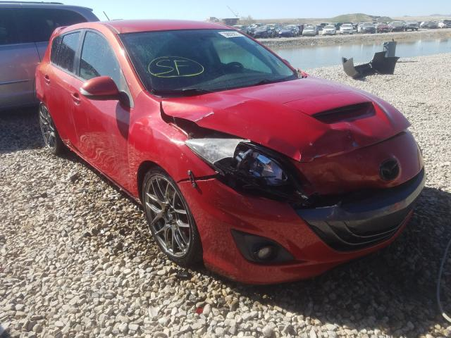 Mazda Speed 3 salvage cars for sale: 2010 Mazda Speed 3
