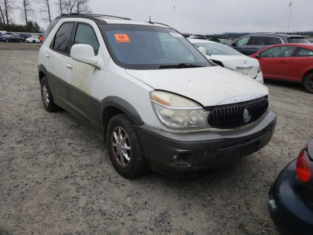 Salvage cars for sale from Copart Arlington, WA: 2004 Buick Rendezvous