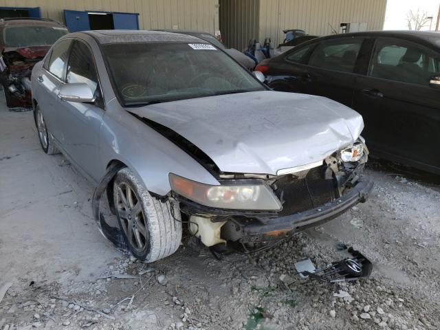Salvage cars for sale from Copart Homestead, FL: 2004 Acura TSX