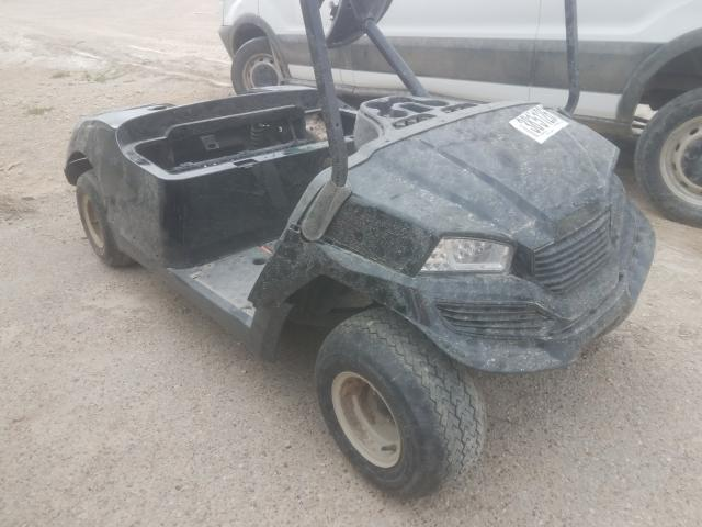 Salvage cars for sale from Copart Temple, TX: 2016 Yamaha Golf Cart