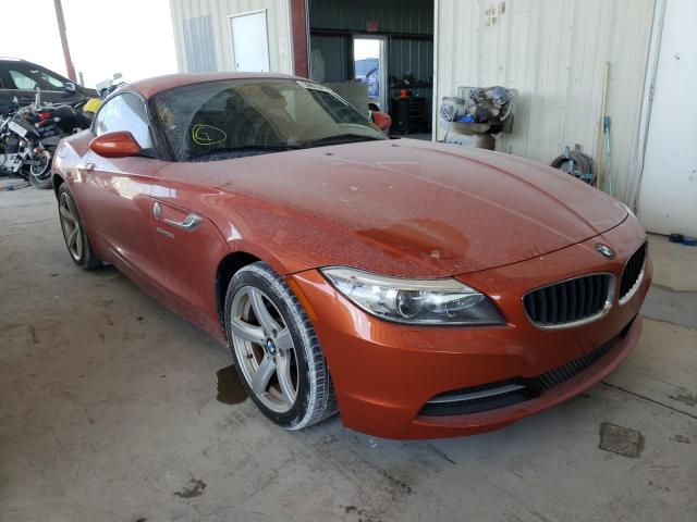 Salvage cars for sale from Copart Homestead, FL: 2014 BMW Z4 SDRIVE2