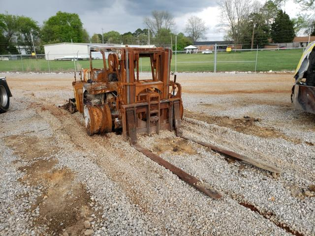 Salvage cars for sale from Copart Tanner, AL: 2006 Bullet Forklift