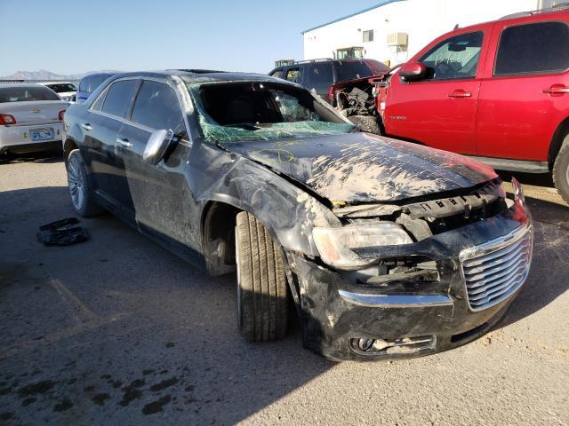 Salvage cars for sale at Tucson, AZ auction: 2014 Chrysler 300C