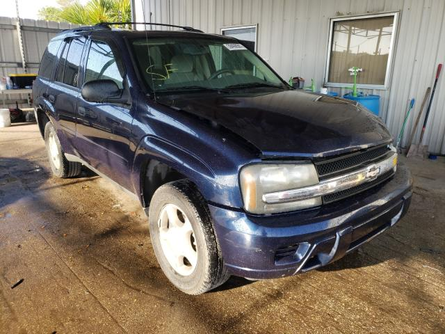 Salvage cars for sale from Copart Orlando, FL: 2007 Chevrolet Trailblazer