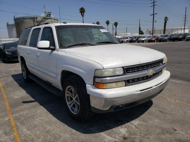Salvage cars for sale from Copart Wilmington, CA: 2003 Chevrolet Suburban C