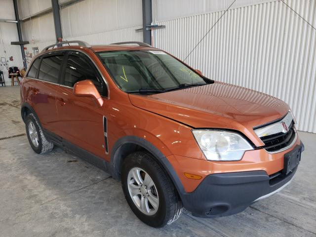 Salvage cars for sale from Copart Greenwood, NE: 2008 Saturn Vue XE