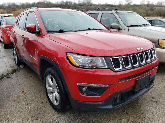 Vehiculos salvage en venta de Copart Chicago Heights, IL: 2018 Jeep Compass LA