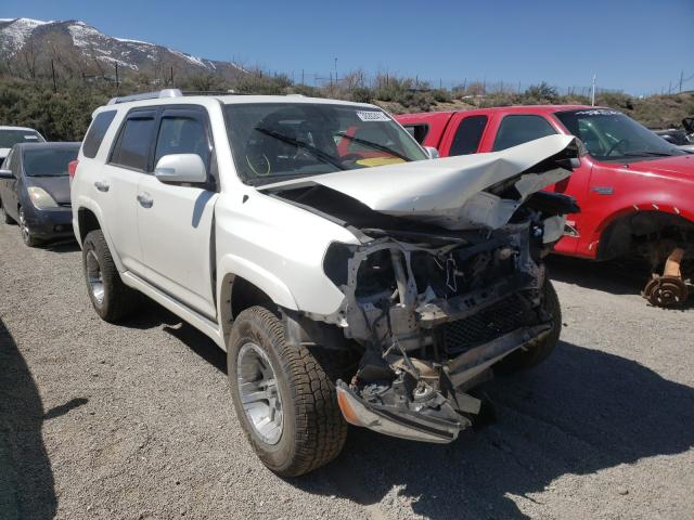 Salvage cars for sale from Copart Reno, NV: 2013 Toyota 4runner SR