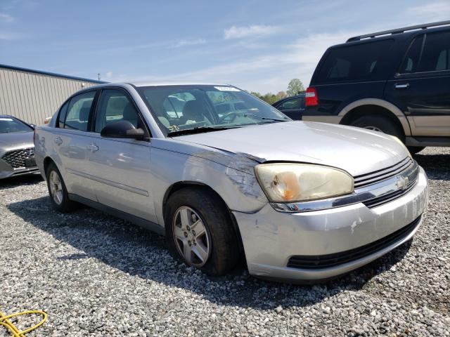 Salvage cars for sale from Copart Spartanburg, SC: 2004 Chevrolet Malibu LS