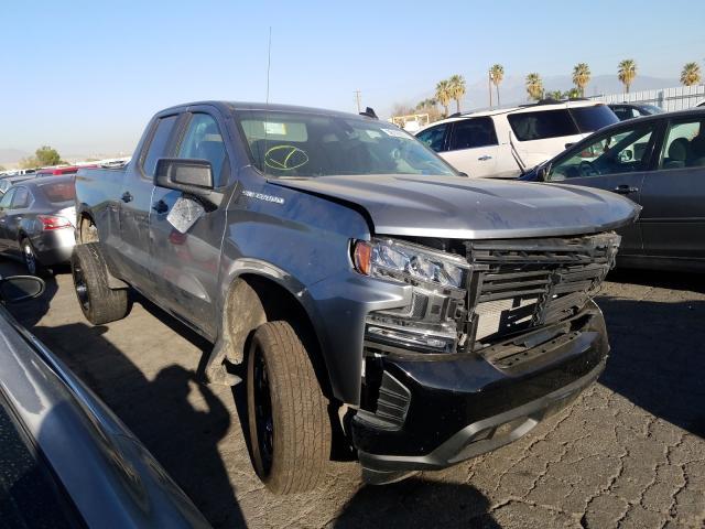 Salvage cars for sale from Copart Colton, CA: 2020 Chevrolet Silverado