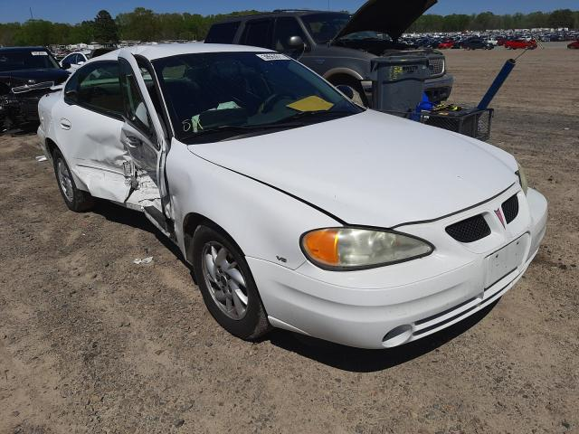 Pontiac Grand AM salvage cars for sale: 2004 Pontiac Grand AM