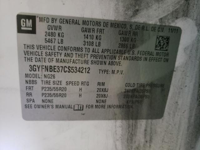 3GYFNBE37CS534212