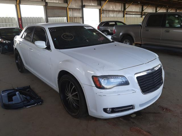 Salvage cars for sale from Copart Phoenix, AZ: 2012 Chrysler 300 S