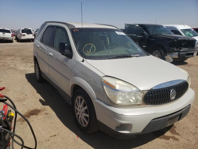 Salvage cars for sale from Copart Amarillo, TX: 2006 Buick Rendezvous