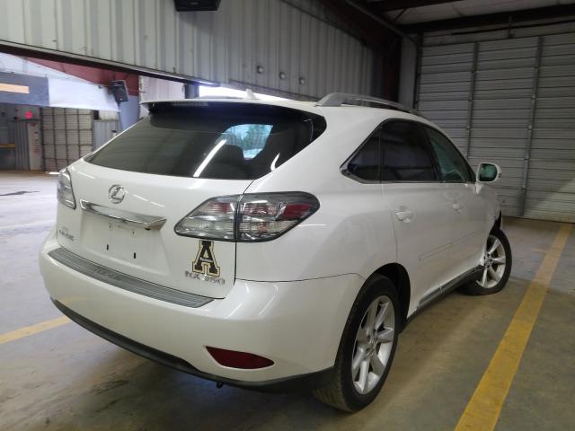 2010 LEXUS RX 350 2T2ZK1BA6AC001685
