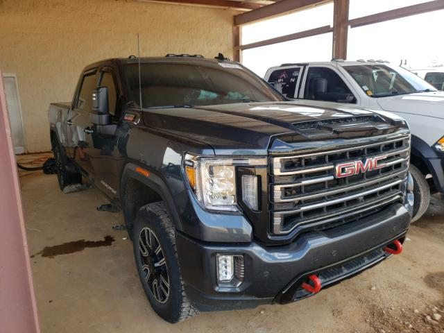 GMC salvage cars for sale: 2020 GMC Sierra K25