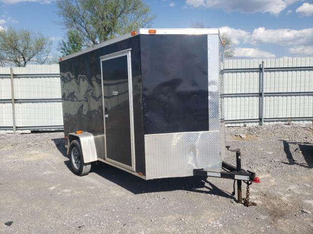 Diamond salvage cars for sale: 2016 Diamond Cargo Trailer