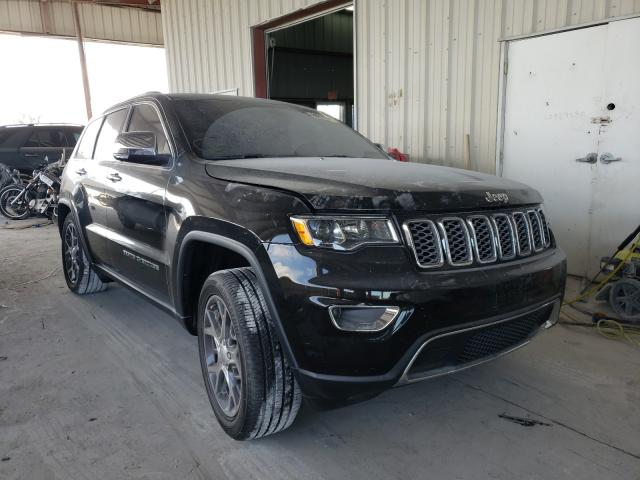 Salvage cars for sale from Copart Homestead, FL: 2021 Jeep Grand Cherokee