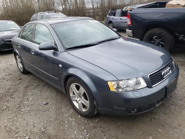 Vehiculos salvage en venta de Copart Arlington, WA: 2002 Audi A4 3.0 Quattro