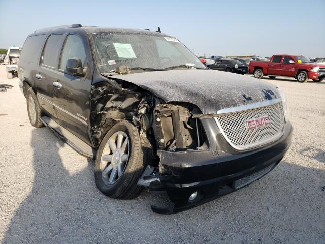 Salvage cars for sale from Copart San Antonio, TX: 2014 GMC Yukon XL D