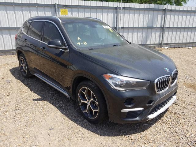 Salvage cars for sale from Copart Mercedes, TX: 2018 BMW X1 XDRIVE2