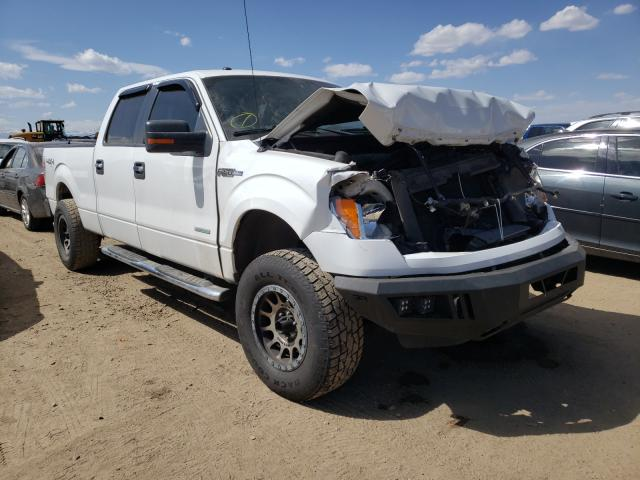 2011 FORD F150 SUPER 1FTFW1ET4BFB67964