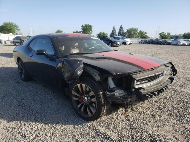 Salvage cars for sale from Copart Sacramento, CA: 2014 Dodge Challenger