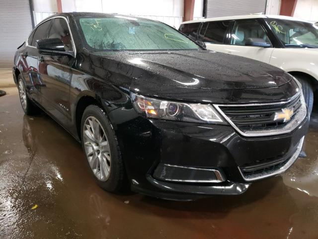 Salvage cars for sale from Copart Lansing, MI: 2015 Chevrolet Impala LS