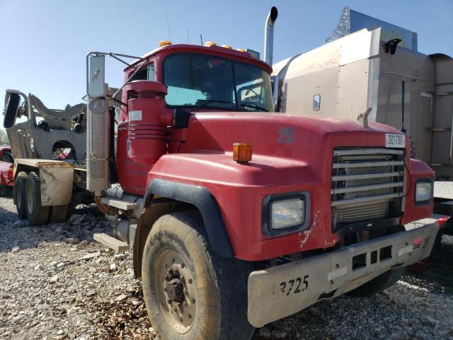 Mack 600 RD600 salvage cars for sale: 1998 Mack 600 RD600